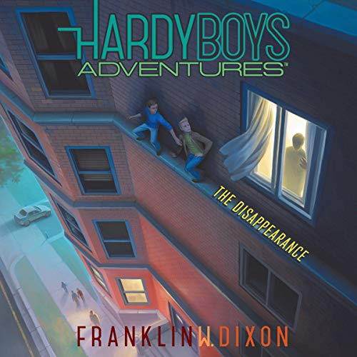 The Disappearance: Hardy Boys Adventures, Book 18