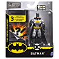 DC Batman 2020 Gold Bat-Symbol Tactical Batman 4-inch Action Figure by Spin Master