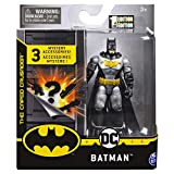 DC Batman 2020 Gold Bat-Symbol Tactical Batman 4-inch Action Figure by Spin Master