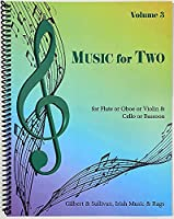 バイオリン&チェロ用 二重奏 アイリッシュフィドル&ラグ曲集 有名曲満載