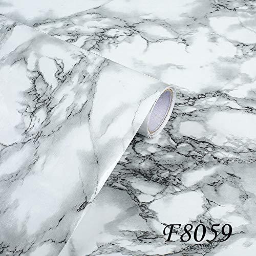 Einfache tapete schlafzimmer wohnzimmer studie hotel gast marmortapete hause ölbeständige aufkleber wandschrank schrank herd arbeitsplatte möbel aufkleber 62 cm x 15 cm