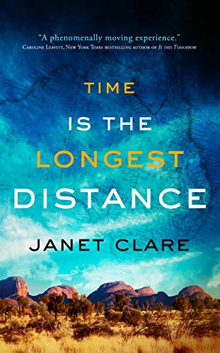 Time is the Longest Distance by [Janet Clare]