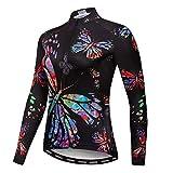 Ciclismo Jersey Mujeres Pro Team Bike Camisa Manga Larga Ropa Deportiva Bicicletas Cothing Tops