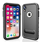 RedPepper Waterproof Case for iPhone XR 6.1, Full-Body Protective iPhone XR Case...