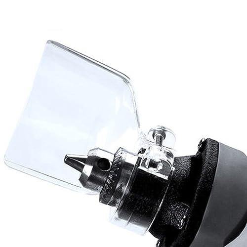 Cubierta protectora transparente de seguridad de OriGlam, para herramientas eléctricas mini, para