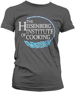 Breaking Bad Officially Licensed Merchandise Heisenberg Institute of Cooking Girly T-Shirt