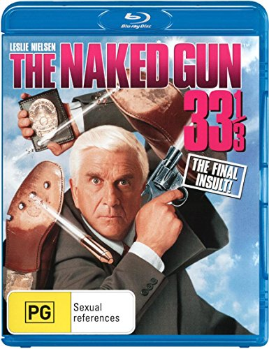 Naked Gun 33 1/3, The [Edizione: Australia]