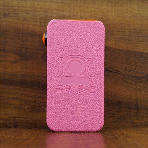 ModShield for HexOhm 3.0 V3 180W Craving Vapor Silicone Case ByJojo Sleeve Cover Wrap Skin (Pink)