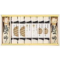 御中元 厳選ギフト ヨシイ 三種麺食べ比べ(極細・太・並) SYP-50T (御中元のし)