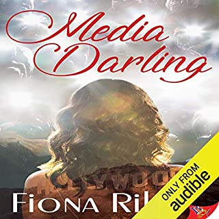 Media Darling audiobook cover art