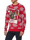Betrunkener Weihnachtsmann Pullover