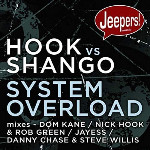 Nick Hook & SHANGO