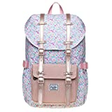 KAUKKO Fertiger Rucksack für die Schule, Uni, Arbeit, Reisen mit Laptopfach & Anti Diebstahl für den täglichen Gebrauch, 42 * 26 * 15 cm, 16L, Mini