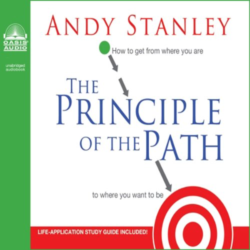 The Principle of the Path audiobook cover art