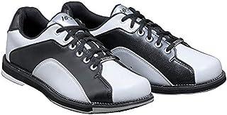 (ハイ・スポーツ) ボウリングシューズ HS-390 ホワイト・ブラック 【ボウリング用品】
