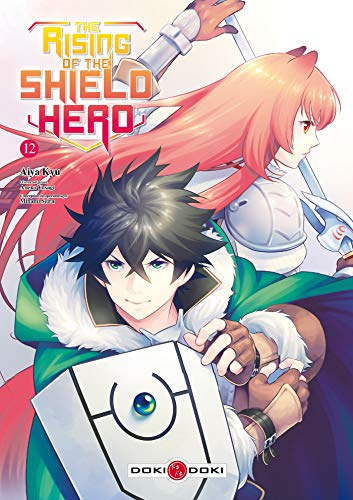 The Rising of the Shield Hero-vol. 12
