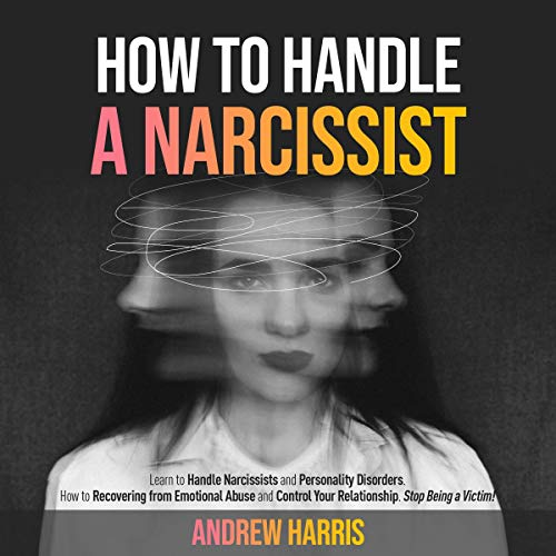 How to Handle a Narcissist audiobook cover art