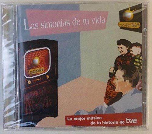 Las Sintonias de tu Vida. La Mejor Música de la Historia de TVE