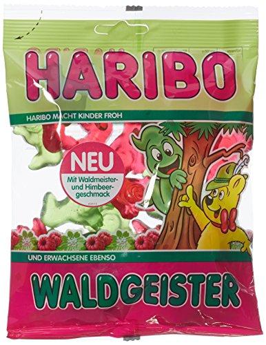 HARIBO Waldgeister 200 g Beutel, 15er Pack (15 x 200 g)