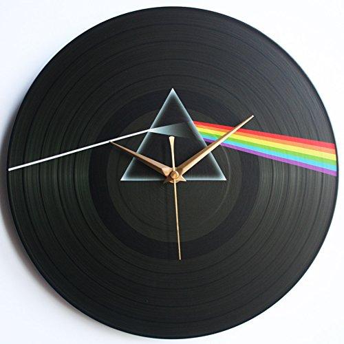 Pink Floyd – The Dark Side of the Moon (1973) – Orologio da parete LP in vinile da 30,5 cm