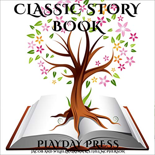 『Classic Story Book: 3 Timeless Fairy Tales, Collection 8』のカバーアート
