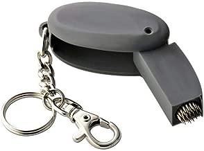 BornWinner Keychain Cue Tip Tool - 2 in 1 Tip Shaper Scuffer