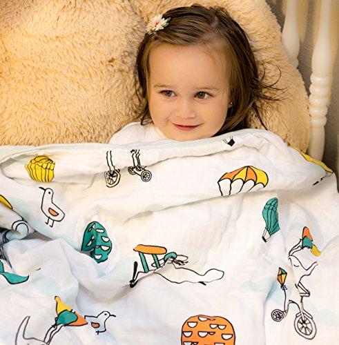 Clover & Sage Toddler Blanket