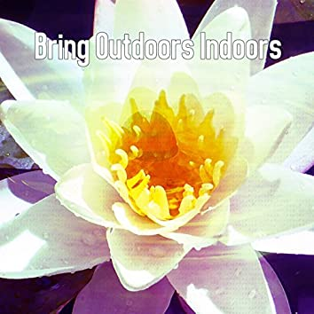 Bring Outdoors Indoors