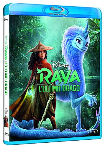 Raya e l'Ultimo Drago ( Blu Ray)