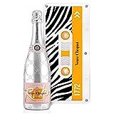 Champagne Veuve Clicquot - Rich Rosé - Sous caissette Edition limitée'Tape'