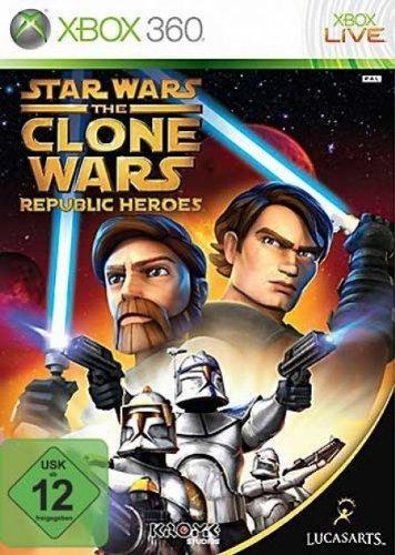 Star Wars: The Clone Wars - Republic Heroes [Importación alemana]