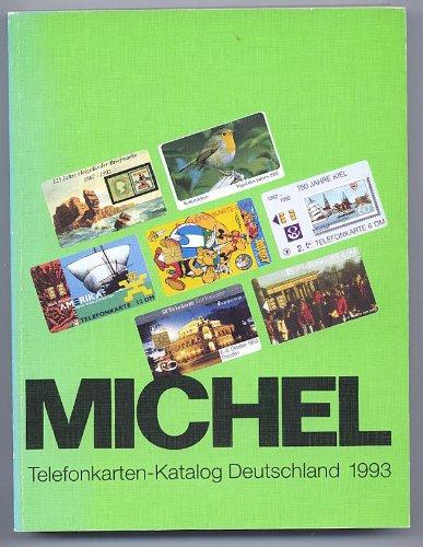 Michel-Telefonkarten-Katalog Deutschland 1993
