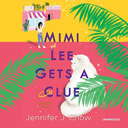 Mimi Lee Gets a Clue  By  cover art