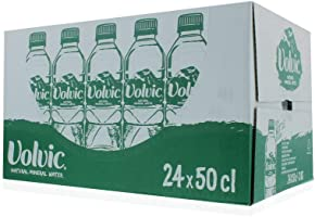 Volvic: Still Water Natural Mineral Water 24 x 500ml
