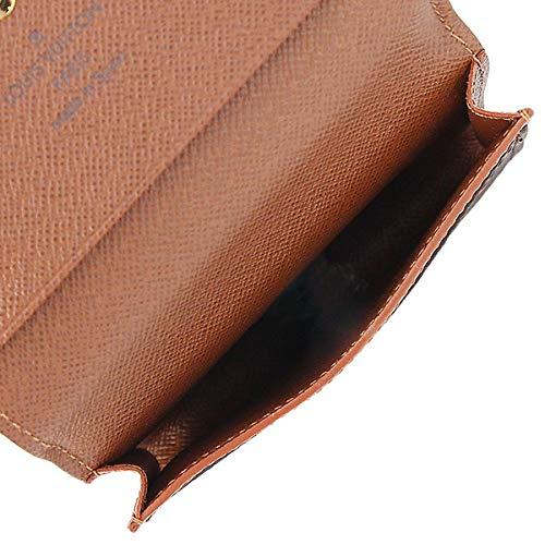 [ルイヴィトン]アンヴェロップ・カルト・ドゥ・ヴィジットモノグラムモノグラムキャンバス×レザーM63801ブラウン×ゴールド金具メンズレディース[並行輸入品]