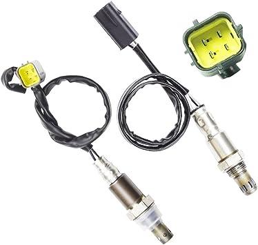 2X Oxygen 02 Sensor 1 /& 2 for 2006 Nissan Sentra 1.8L Upstream Downstream