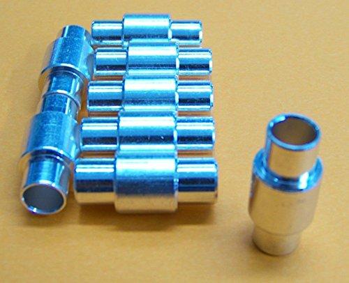 K2 8 Stück - Spacer Set Inliner mit Achsendurchmesser 6mm