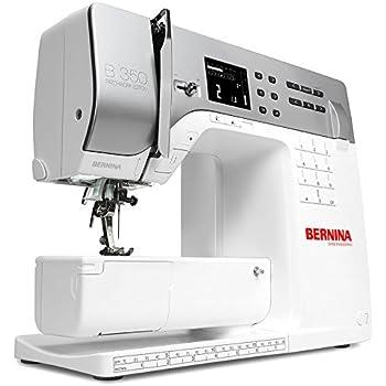 Bernina 4250229845746 - Máquinas de Coser 350 PE: Amazon.es: Hogar