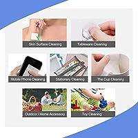 経済的な時間節約の実用的で便利な使い捨てマニキュア除去ツール、UVジェルポリッシュリムーバーラップ、レディネイルフォンシェルのクリーニング用