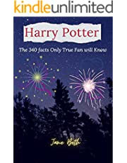 Harry Potter The 340 facts only True Fans will Know