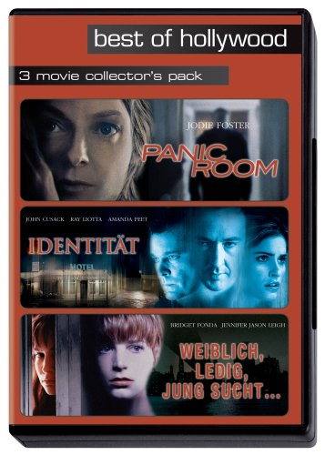 Best of Hollywood - 3 Movie Collector's Pack: Panic Room / ... [3 DVDs]
