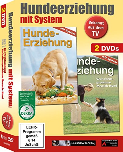 Hundeerziehung mit System: Meinen Hund Verstehen mit Stefanie Weinrich [2 DVDs]