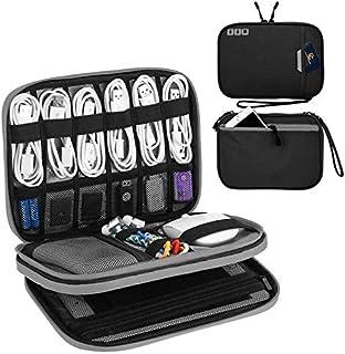 حقيبة تخزين لكابل البيانات متعددة الوظائف من YKDY لأجهزة الكمبيوتر المحمولة ، الحجم: M ، 25 × 18 × 5 سم