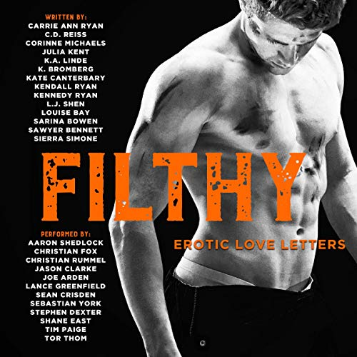 Filthy audiobook cover art