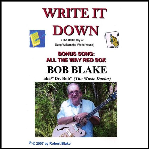 Meet Me At Kaye Stevens Park by Robert Blake Aka/Dr  Bob (The Music
