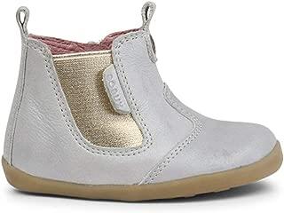 Step-Up Jodphur Boots (Toddler) Silver Shimmer 19 (US 3 Toddler)