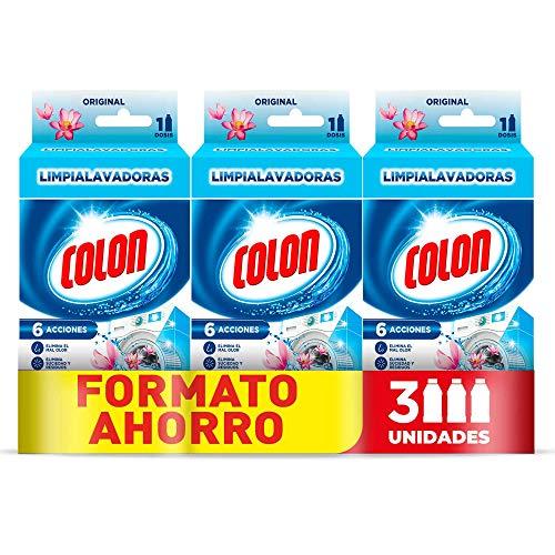 Colon Limpialavadoras: Limpiador y antiolor