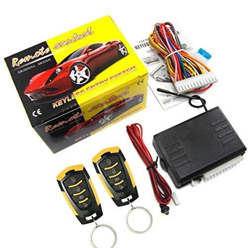 ACEHE Unidad de Control Principal, Dispositivo de Alarma de Bloqueo Central teledirigido del Coche M616-8182 con Sistema de Motor