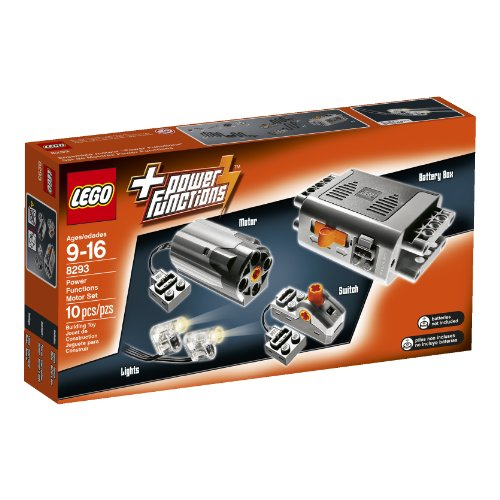 LEGO: TECHNIC: LEGO Power Functions Motor Set