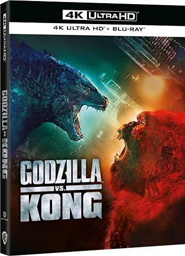 ゴジラvsコング [4K UHD+Blu-ray ※日本語無し](輸入版) -Godzilla vs Kong - 4K Ultra HD-